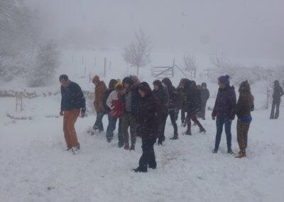 02 Rentrée sous la neige