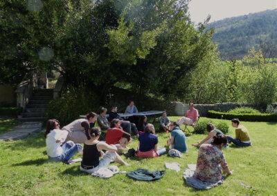 03 Cours sur les diathèses avec le Directeur Frédéric Bourgogne