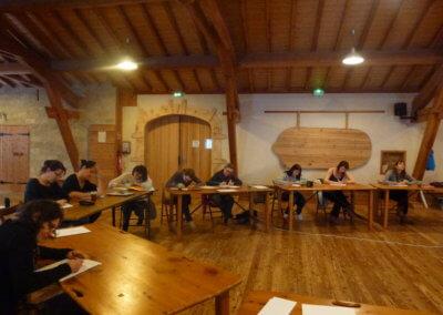 05 Premier cours de Naturopathie et premières prise de notes