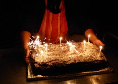 Q) A Naturilys nous fêtons tous les anniversaires